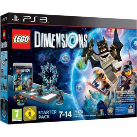 Ps3 LEGO Dimensions: Starter Pack