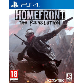 Ps4 Homefront: The Revolution