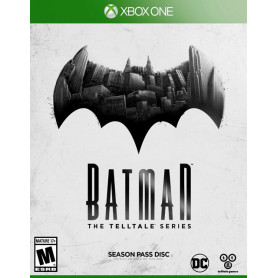 Ps4 Batman - The Telltale Series Season Pass Disc
