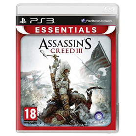 PS3 Assassins Creed III Essentials