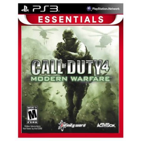 PS3 Call of Duty Modern Warfare Essentials