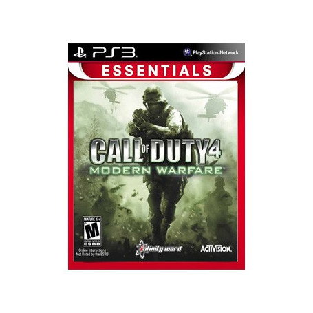 PS3 Call of Duty Modern Warfare 3 Game