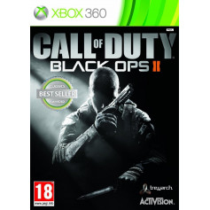 Xbox 360 Call Of Duty Black Ops 2 Pre Owned