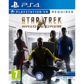 Star Trek: Bridge Crew (PlayStation VR Required)
