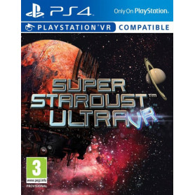 Super Stardust Ultra VR (PlayStation VR Compatible)