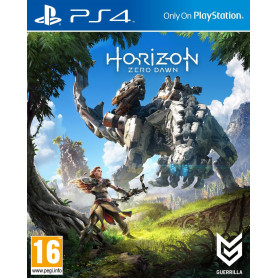 Ps4 Horizon: Zero Dawn