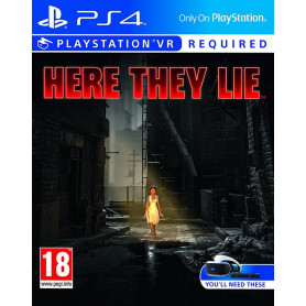 Ps4 Here They Lie (PlayStation VR Required)