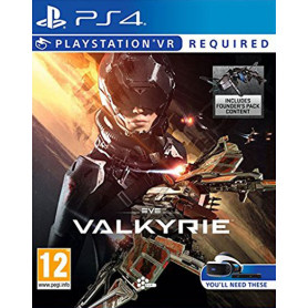 Ps4 EVE Valkyrie (PlayStation VR Required)