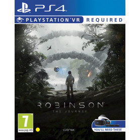 Ps4 Robinson: The Journey (PlayStation VR Required)