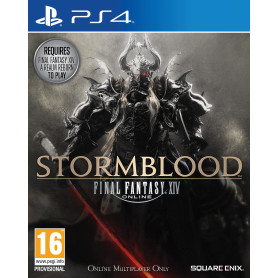 Ps4 FINAL FANTASY XIV: STORMBLOOD