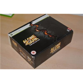 Xbox 360 Alone in the Dark Limited Edition