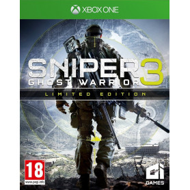 XBOX ONE SNIPER GHOST WARRIOR 3