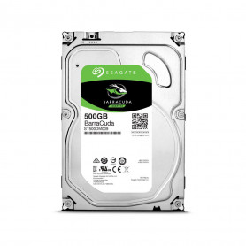 "Seagate BarraCuda ST500DM009 500GB 32MB Cache SATA 6.0Gb/s 3.5"" Hard Drive"