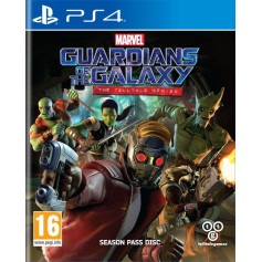 PS4 Marvel's Guardians of the Galaxy: The Telltale Series