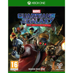 XBox One Marvel's Guardians of the Galaxy: The Telltale Series