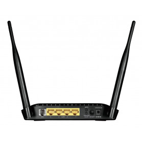 D-link DSL-2740U ADSL2+ modem + wireless router