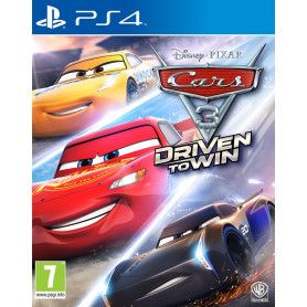 Ps3 Cars 3: Driven to Win