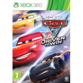 Xbox 360 Cars 3: Driven to Win