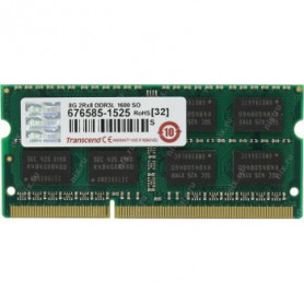 Transcend 8GB DDR3L-1600 Low Voltage