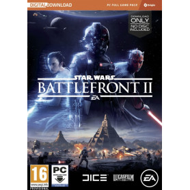 Star Wars Battlefront II Code In a Box