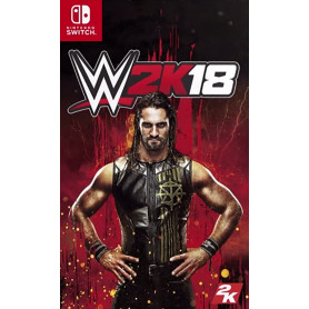 Nintendo Switch WWE 2K18