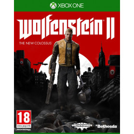 Xbox One Wolfenstein II: The New Coloussus