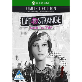 Xbox One Life is strange: Before the storm Limited Edition
