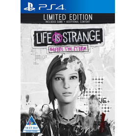 PS4 Life is Strange Before the Stom Limited Edition