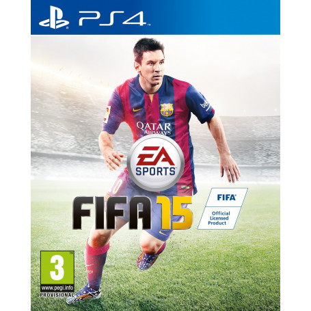 PS4 Fifa 15 Pre-owned