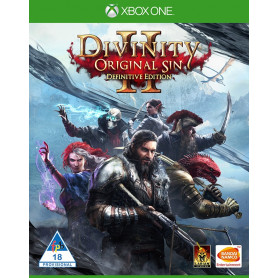 Xbox One Divinity: Original Sin 2 - Definitive Edition.