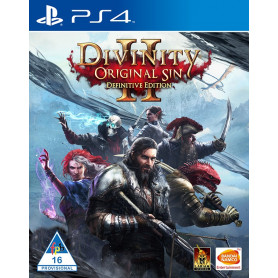 PS4 Divinity: Original Sin 2 Definitive Edition