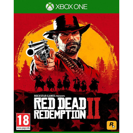 Xbox One Red Dead Redemption 2 Ultimate Edition