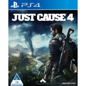 PS4 Just Cause 4 Standard Edition