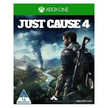 Xbox One Just Cause 4 Standard Edition