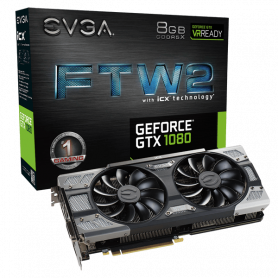 EVGA® GeForce® GTX 1080 GPU