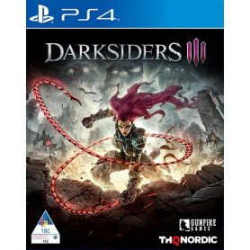 PS4 Darksiders III