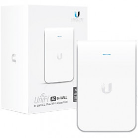 Ubiquiti® UniFi 2.4GHz In-Wall WiFi AP