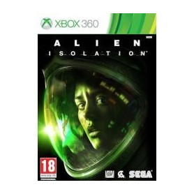 X box 360 Alien Isolation pre-owned