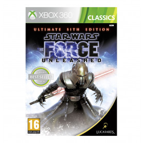 X box 360 Star Wars Force Unleashed Pre-owned