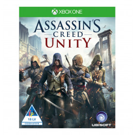Xbox 1 Assassins Creed Unity Pre-owned
