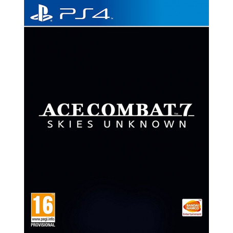 PS4 Ace Combat 7: Skies Unknown