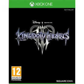 Xbox One Kingdom Hearts III