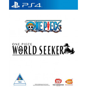 PS4 One Piece: World Seeker