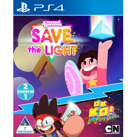 PS4 Steven Universe: Save The Light and OK K.O.! Let's Play Heroes
