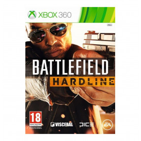 Xbox 360 Battlefield Hardline Pre-owned