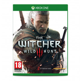 Xbox1 Witcher 3 Wild Hunt pre-owned