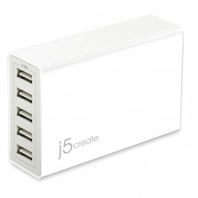 J5 create 5x USB Dedicated Charger Port JUP50