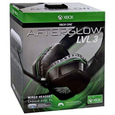 Afterglow LVL 3 Chat Headset for XBOX 1