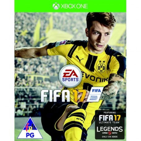 Xbox 1 Fifa 17 Pre-owned
