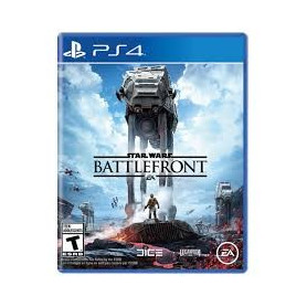 Ps4 Star Wars Battlefront Pre-owned